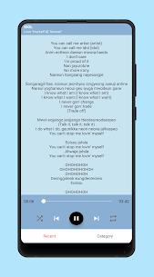 Hokya – Free Full Bts Song + Lyric Online MOD APK 4