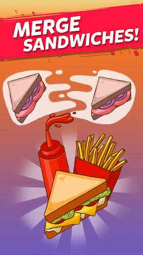 Merge Sandwich: Happy Club Sandwich Restaurant goodtube screenshots 11