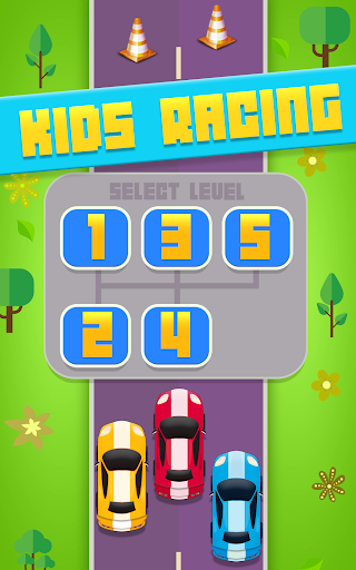 Kids Racing - Fun Racecar Game For Boys And Girls  Screenshots 11