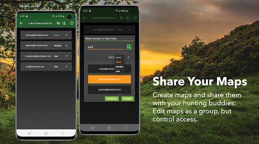 HuntStand: Hunting Maps, GPS Tools, Weather apktram screenshots 7