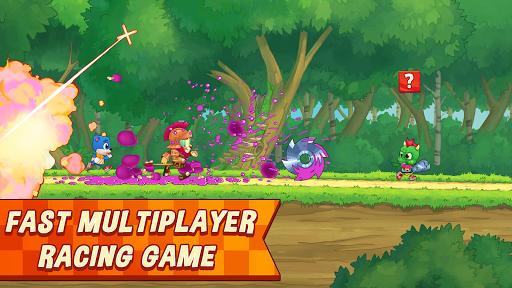 Fun Run 4 - Multiplayer Games  screenshots 1