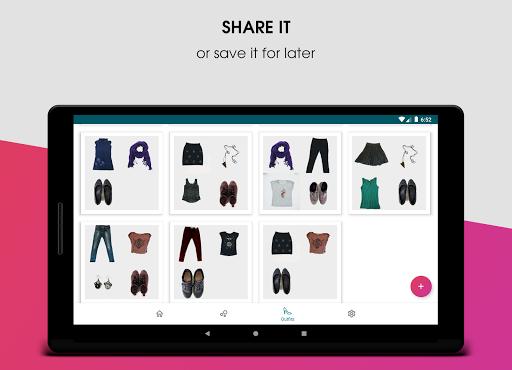 Mind Dress: Build your minimalist capsule wardrobe  screenshots 11