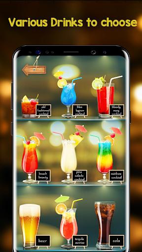 Drink Simulator - Drink Cocktail &Juice Mixer Joke 4.3.3 Screenshots 6