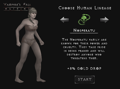 Vampire's Fall: Origins RPG 1.14.365 Screenshots 9