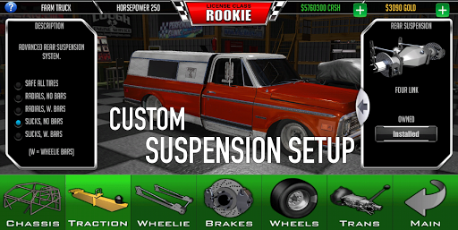 Door Slammers 2 Drag Racing screenshots 8