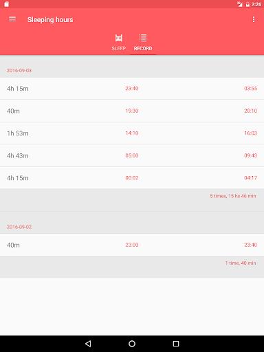 Baby App, Baby tracker 1.1.1 Screenshots 13