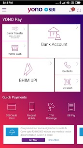 YONO SBI: The Mobile Banking and Lifestyle App! 4