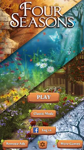 Mahjong Garden Four Seasons - Free Tile Game 1.0.83 screenshots 3