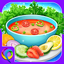 Vegan Food Cooking Game - Go Vegan