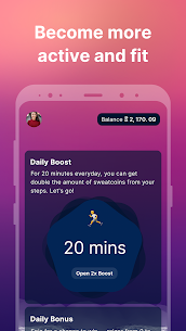 Sweatcoin APK Download For Android 2