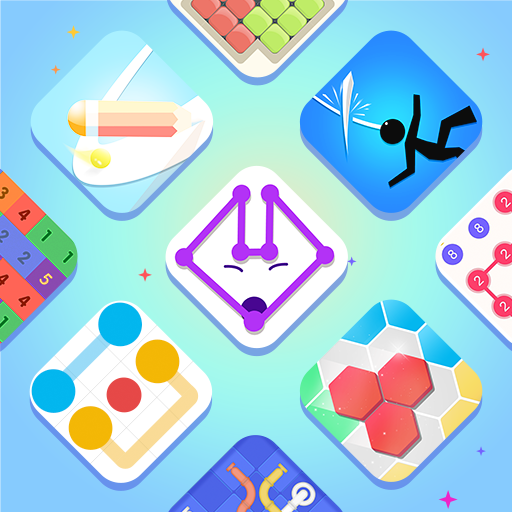 Puzzle Box  🎯🎲 More games are coming soon