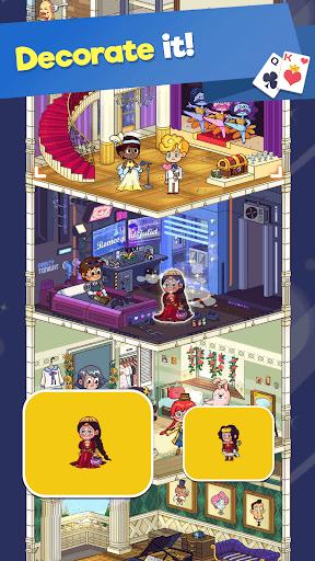 Theme Solitaire Tripeaks Tri Tower: Free card game screenshots 18