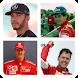 F1 Guess Drivers - Quiz