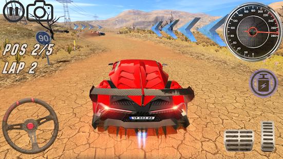 Lambo Car Simulator 1.12 screenshots 4