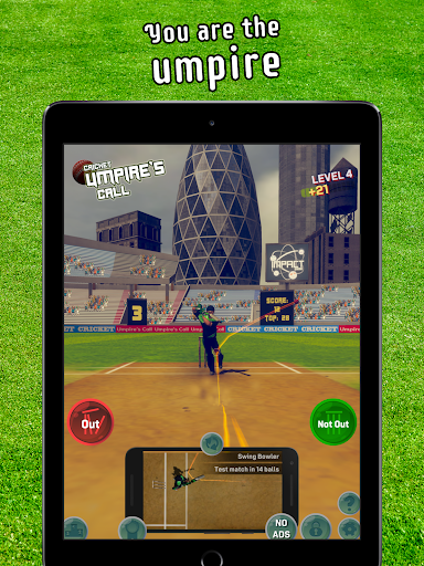 Cricket LBW - Umpire's Call 2.808 screenshots 7