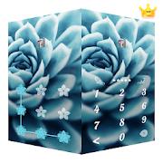 AppLock Theme Succulent – Paid Theme