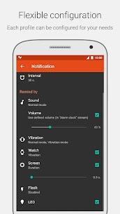 Missed call reminder Mod Apk Flash on call (Premium Features Unlocked) 8