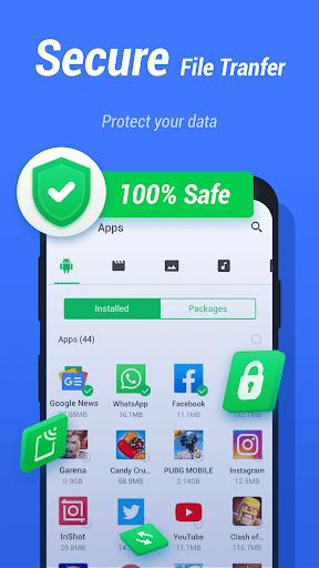 InShare - Share Apps & File Transfer Screenshots 3