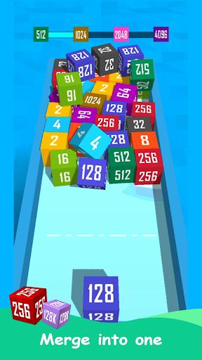 Merge 2048 Cube 0.0.8 screenshots 5