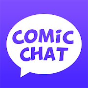 Comic Chat - The Role Playing Comic Book Chat App