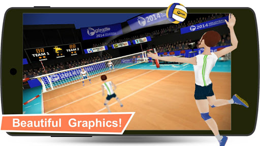 Volleyball Champions 3D - Online Sports Game 7.1 Screenshots 6