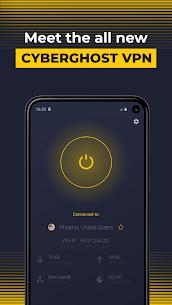 VPN by CyberGhost  Secure WiFi Apk 3