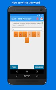 IELTS Vocabulary - ILVOC