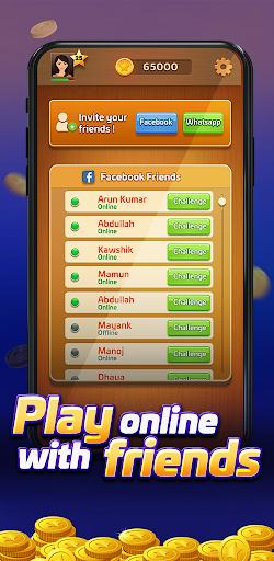 Carrom Gold : Multiplayer Friends Board Games King 2.30 screenshots 4