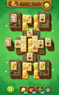 Mahjong Forest Journey Screenshot