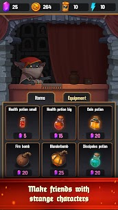 Dungeon: Age of Heroes Mod Apk 1.10.510 (Unlimited Gold/Diamonds) 6