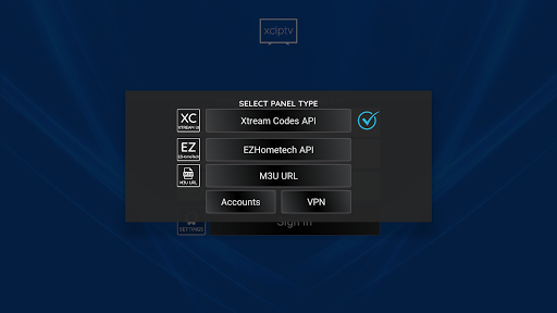 XCIPTV PLAYER 4.0.4 Screenshots 4