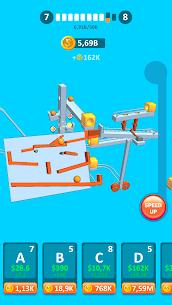 Balls Rollerz Idle 3D Puzzle MOD (Unlimited Gold Coins/Diamonds) 5