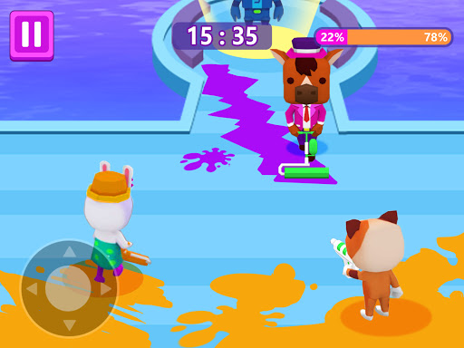 Rolling Paint 3D android2mod screenshots 8