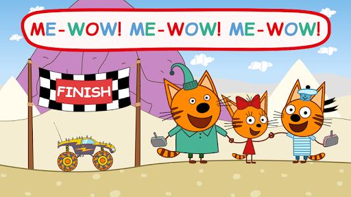 Kid-E-Cats: Kids racing. Monster Truck 1.1.5 screenshots 9