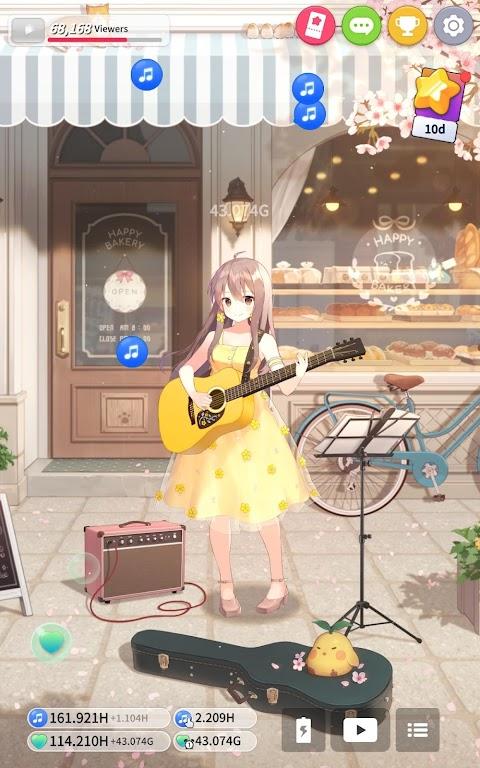 Guitar Girl poster 23