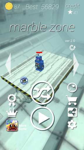 Marble Zone : Offline stylish puzzle action screenshots 7