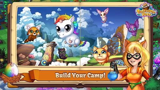 Fantastic Pets : Wonder Merge Magic Game u2728 1.0.7 screenshots 9