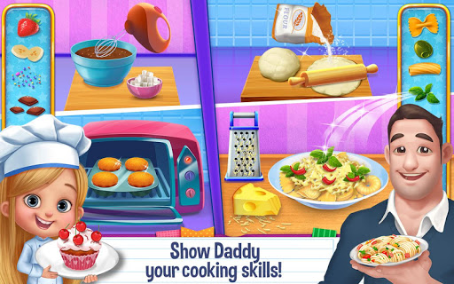 Daddy's Messy Day - Help Daddy While Mommy's away  screenshots 5