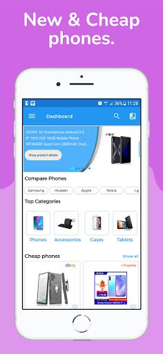Phone online: Buy phone - Buy iPhone and Specs  screenshots 1