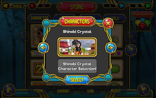 Anime Crystal - Arena Online 6.1 screenshots 5