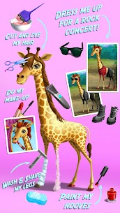 Baby Jungle Animal Hair Salon – Pet Style Makeover 3