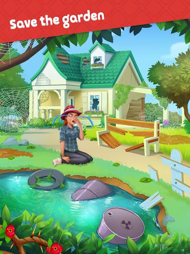 New Garden Match 3 Games Design Apkfinish screenshots 6