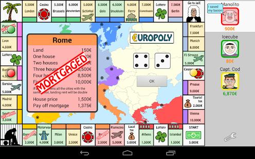 Europoly 1.2.4 Screenshots 9