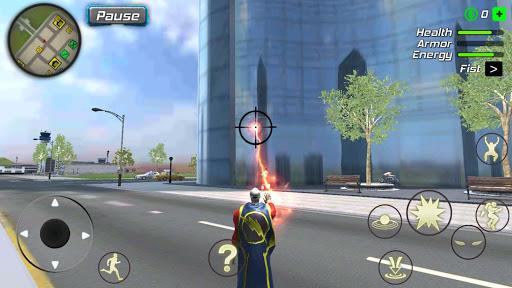 Amazing Powerhero : New York Gangster 1.0.6 screenshots 2