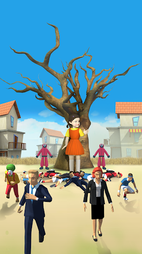 Squid Challenge - survival game apkpoly screenshots 7