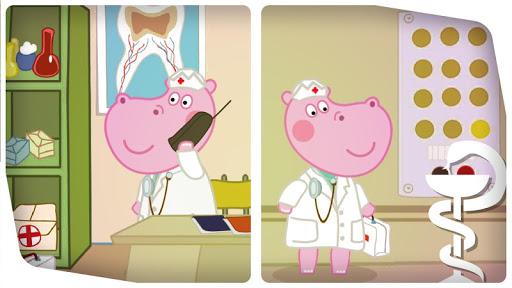 kids doctor: dentist screenshot 1