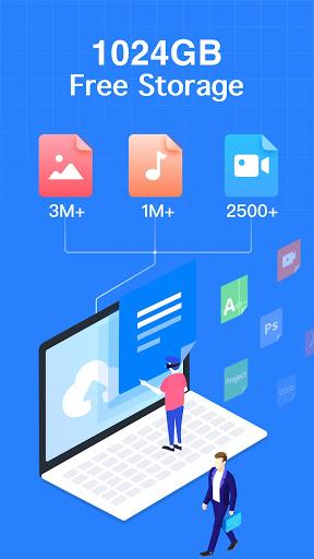 Download APK: TeraBox Cloud Storage: Cloud Backup & Data backup v2.0.1 [Premium]