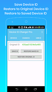 Device ID Changer Pro [ADIC] 4.9 Apk 2
