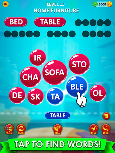 Word Game 2021 - Word Connect Puzzle Game 2.7 Pc-softi 12