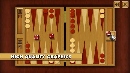 Backgammon Multiplayer  Screenshots 4